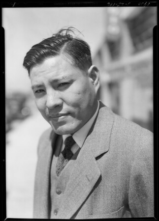 Tenant, Southern California, 1930