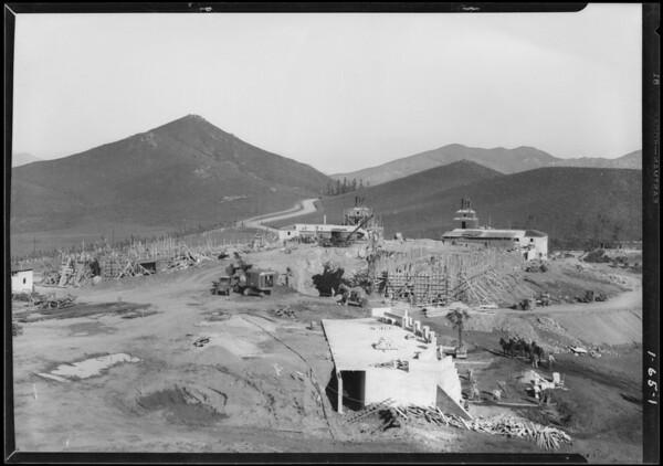 General views, resorts, Southern California, 1928