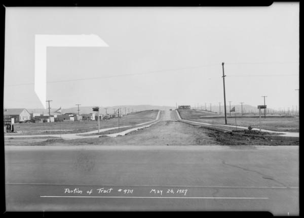 Pico Center, Southern California, 1927