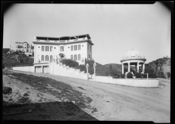 6601 Cahuenga Terrace, Los Angeles, CA, 1926