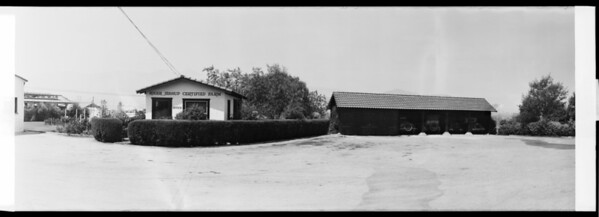 Roger Jessup Certified Farm, Southern California, 1931