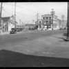 Intersection of Aliso Street & Lyon Street, Los Angeles, CA, 1932