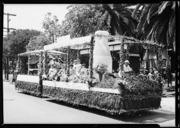 Jaffee & Jaffee, Southern California, 1925