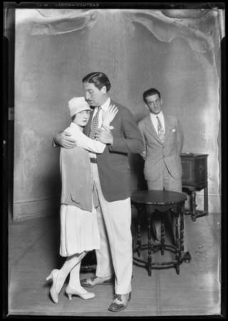 """""""Hi Stakes"""", Morosco Theatre, Southern California, 1927"""