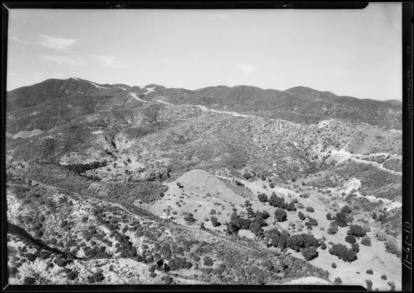 Oakley Estate, Southern California, 1927