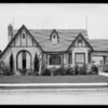 Home - 6437 Drexel Avenue, Carthay Center, Los Angeles, CA, 1927