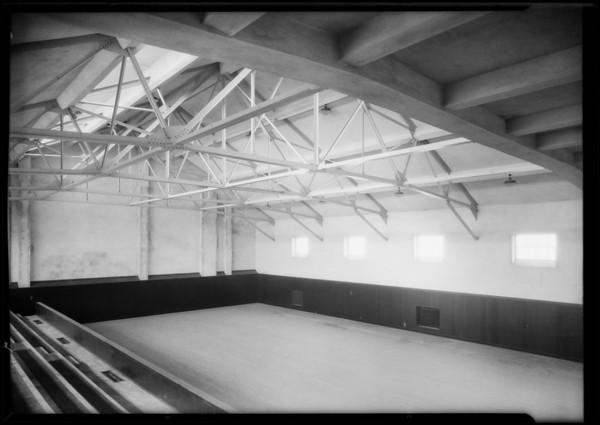 Patriotic Hall, Haven Sperry Co., Los Angeles, CA, 1926