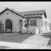 Leimert Park villas, Los Angeles, CA, 1930