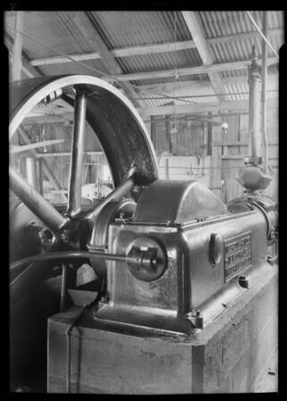 Tom Reed Mine, Oatman, AZ, 1932