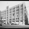 Westinghouse building, 420 San Pedro Street, Los Angeles, CA, 1933