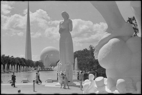 New York World's Fair, New York, NY, 1939-1940