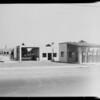Station at 1802 Montana Street, Southern California, 1933