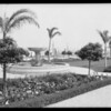 Plaza Views, Southern California, 1929