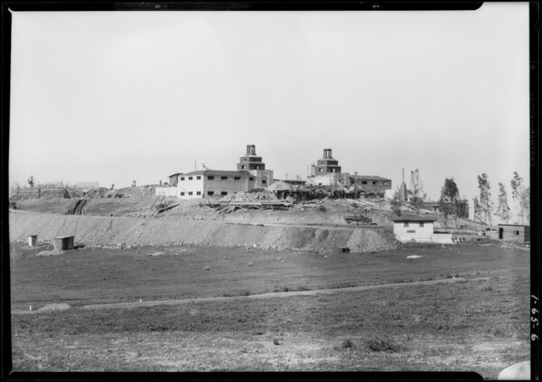 General views, resorts, Southern California, 1928