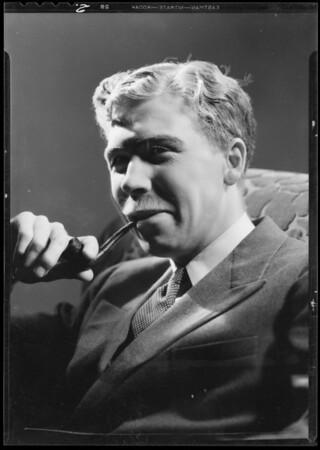 The wanderer, Robert Sherwood, Southern California, 1933