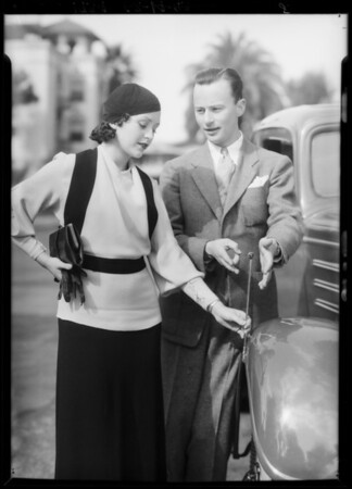 Publicity, Western Auto Supply, Southern California, 1934