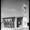 Station at 1802 Montana Street, Southern California, 1933