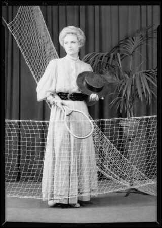 Tennis players from 1880-1931, Southern California, 1931