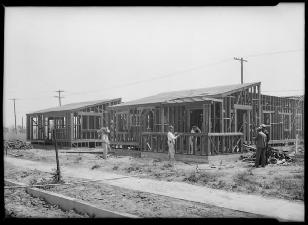 General views, Los Angeles, CA, 1928