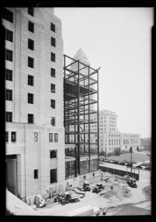 State Building, Southern California, 1931
