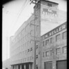 Buildings, 1308 Factory Place, Los Angeles, CA, 1933