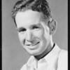 Clay Mahoney, tennis champ, Southern California, 1931