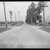Intersection of Vineland Avenue and Merced Avenue, Baldwin Park, CA, 1932
