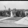 General views of Altadena Hospital, Altadena, CA, 1933