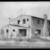 Leimert Park homes, Los Angeles, CA, 1927