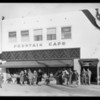 Opening of Leimert market, Los Angeles, CA, 1928