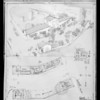 Proposed market center at Leimert Park, Los Angeles, CA, 1928
