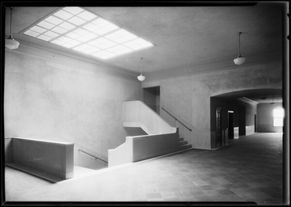 Exposition Park Museum, Los Angeles, CA, 1926