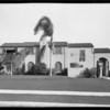 House, 68 Fremont Place, Los Angeles, CA, 1926