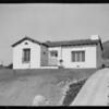 Home, 1105 Attica Street, Altadena, CA, 1925