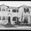 Houses on 43rd Place, Leimert Park, Los Angeles, CA, 1928