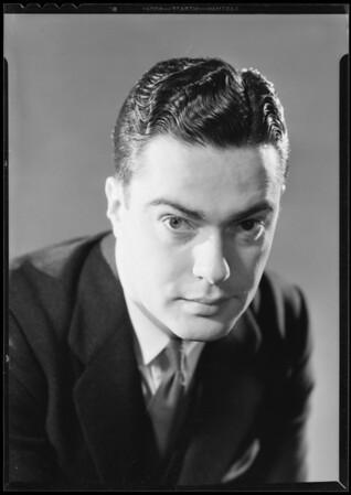 Portraits of Mr. Pringle, Southern California, 1932