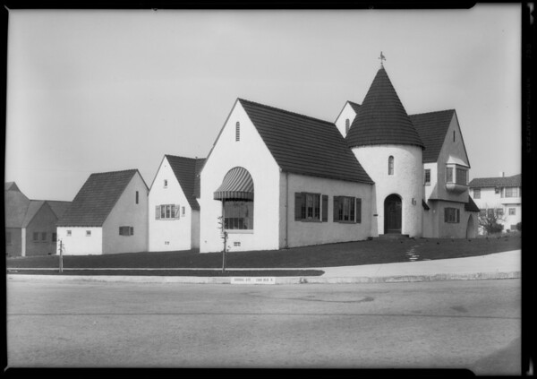 House - 10th and Sonora, Southern California, 1928