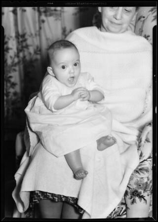 Baby, Los Angeles, CA, 1933