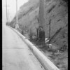 Section, Cahuenga Pass, Los Angeles, CA, 1933
