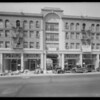 St. George Court, Broadway Department Store, Southern California, 1925