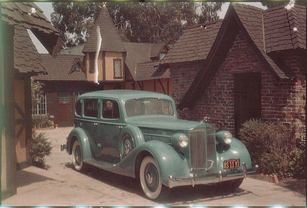 Dufay color shots, Edward & beans, Southern California, [s.d.]