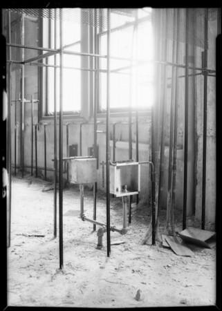 County Hospital, Mark Pump Co., Los Angeles, CA, 1931
