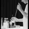 Shots in laboratory, Southern California, 1931