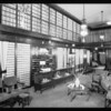 Interior of store, West 7th Street, Southern California, 1931