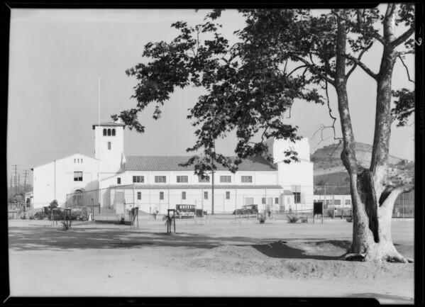 Eagle Rock Junior High School, 1750 Yosemite Dr, Los Angeles, CA, 1927