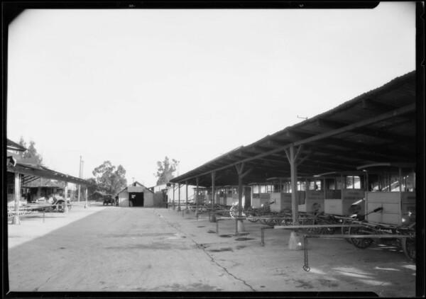 Los Angeles Creamery, Pasadena, CA, 1925