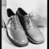 Men's shoes, Southern California, 1925