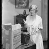 Stewart Warner Radio, Southern California, 1927