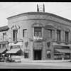 Joseph's Café, Los Angeles, CA, 1926