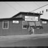 Cook Surveying building exterior, Southern California, 1924